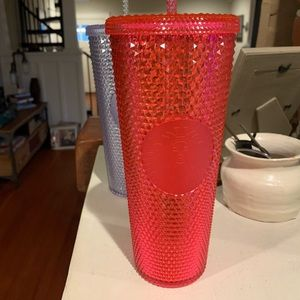 BRAND NEW LIMITED Starbucks Studded Sparkly Cup